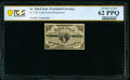 Fractional Currency:Third Issue, Fr. 1226 3¢ Third Issue Courtesy Autograph PCGS Banknote Uncirculated 62 PPQ.. ...