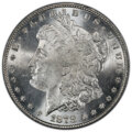 1878 7TF $1 Reverse of 1878 MS64 PCGS. PCGS Population: (3404/775). NGC Census: (3863/518). CDN: $210 Whsle. Bid for NGC...