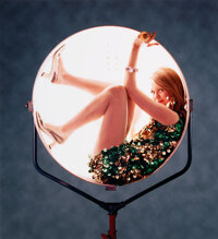 Ormond Gigli (American, 1925) Girl in the Light, 1967 Dye coupler, printed later 17-1/2 x 15-7/8