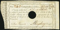Colonial Notes:Connecticut, Connecticut Fiscal Paper February 22, 1792 5 Pounds Choice About New, HOC.. ...