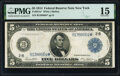 Large Size:Federal Reserve Notes, Fr. 851a* $5 1914 Federal Reserve Star Note PMG Choice Fine 15.. ...