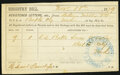 Registry Bill Nov. 18, 1879 About Uncirculated