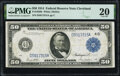 Large Size:Federal Reserve Notes, Fr. 1039b $50 1914 Federal Reserve Note PMG Very Fine 20.. ...