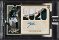 Football Cards:Singles (1970-Now), 2020 Panini Prime Cuts Instant Jalen Reagor - #1/1...
