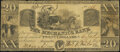Augusta, GA- Mechanics Bank $20 July 1, 1850 Very Good-Fine