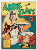 Golden Age (1938-1955):Humor, Single Series #25 (United Feature Syndicate, 1940) Condition: FN....