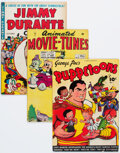 Golden Age (1938-1955):Humor, Golden Age Humor Comics First Issues Group of 17 (Various Publishers, 1940s-50s) Condition: Average VG.... (Total: 17 Comic Books)
