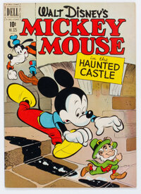Four Color #325 Mickey Mouse (Dell, 1951) Condition: VF-