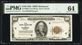 Fr. 1890-E $100 1929 Federal Reserve Bank Note. PMG Choice Uncirculated 64