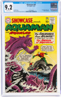 Silver Age (1956-1969), Showcase #30 Aquaman (DC, 1961) CGC NM- 9.2 Off-white pages....