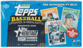 Baseball Cards:Unopened Packs/Display Boxes, 2008 Topps Heritage High Number Series Baseball Unopened Hobby Box With 24 Packs. ...