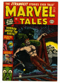 Golden Age (1938-1955):Horror, Marvel Tales #111 (Atlas, 1953) Condition: VG-....