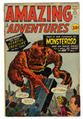 Silver Age (1956-1969):Horror, Amazing Adventures #5 (Marvel, 1961) Condition: GD....