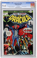 Bronze Age (1970-1979):Horror, Tomb of Dracula #7 (Marvel, 1973) CGC NM 9.4 White pages....