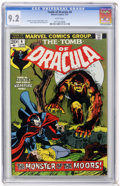 Bronze Age (1970-1979):Horror, Tomb of Dracula #6 (Marvel, 1973) CGC NM- 9.2 White pages....