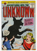 Silver Age (1956-1969):Horror, Adventures Into The Unknown #135 Bethlehem pedigree (ACG, 1962)Condition: VF-....
