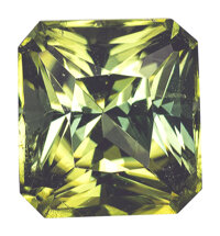 Unmounted Green Tourmaline