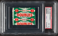 1951 Topps Blue Back 1-Cent Unopened Wax Pack PSA NM-MT 8