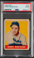 Baseball Cards:Singles (1940-1949), 1948 Leaf Danny Murtaugh #142 PSA Good 2....