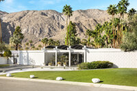 Trini Lopez Palm Springs Modernist Estate