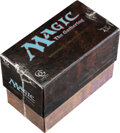 Memorabilia:Trading Cards, Magic: The Gathering International Collectors Edition Sealed Box Set (Wizards of the Coast, 1993)....
