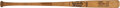 Baseball Collectibles:Bats, 1980 Carlton Fisk Game Used Bat, PSA/DNA GU 9 from The Bill Fundaro Collection. ...
