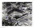 Autographs:Photos, Baseball Autograph Brooklyn Dodgers Aerial View 16X20 ...