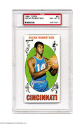 Basketball Cards:Singles (Pre-1970), Basketball 1969 TOPPS OSCAR ROBERTSON #50 NM/MT PSA 8. ...