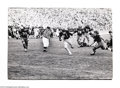 Football Collectibles:Photos, Football Photo 1962 Notre Dame vs. USC Original Sports ...