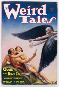 Weird Tales May 1934 (Popular Fiction, 1934) Condition: VF-