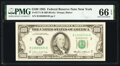Fr. 2171-B $100 1985 Federal Reserve Note. PMG Gem Uncirculated 66 EPQ