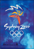 """Movie Posters:Sports, 2000 Sydney Summer Olympics (2000). Rolled, Very Fine+. Australian Posters (4) (23.25"""" X 33""""). Sports.. ... (Total: 4 Items)"""
