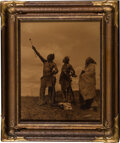 Art:Illustration Art - Mainstream, Edward S. Curtis (American, 1868 - 1952) Th...
