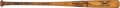 Baseball Collectibles:Bats, 1977-79 Johnny Bench Game Used Bat, PSA/DNA GU 10 from The Bill Fundaro Collection. ...