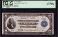 Low Serial Number D400A Fr. 757 $2 1918 Federal Reserve Bank Note PCGS Choice New 63PPQ
