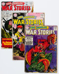 Silver Age (1956-1969):War, Star Spangled War Stories Group of 5 (DC, 1959-63) Condition: Average GD/VG.... (Total: 5 )