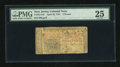 Colonial Notes:New Jersey, New Jersey April 23, 1761 £3 PMG Very Fine 25....