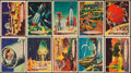 """Non-Sport Cards:Sets, 1957 Topps """"Space"""" Complete Set (88). ..."""