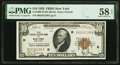Small Size:Federal Reserve Bank Notes, Fr. 1860-B $10 1929 Federal Reserve Bank Note. PMG Choice About Unc 58 EPQ.. ...