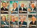 """Non-Sport Cards:Sets, 1956 Topps """"U.S. Presidents"""" Complete Set Pair (2). ..."""