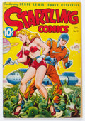 Golden Age (1938-1955):Science Fiction, Startling Comics #53 (Better Publications, 1948) Condition: FN-....