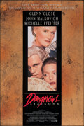 """Movie Posters:Drama, Dangerous Liaisons & Other Lot (Warner Bros., 1988). Rolled, Very Fine. One Sheets (4) (27"""" X 40""""). Drama.. ... (Total: 4 Items)"""