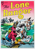 Golden Age (1938-1955):Western, Lone Ranger #5 (Dell, 1948) Condition: VF....