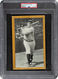 Baseball Cards:Singles (1930-1939), 1934 R309-1 Goudey Premium Babe Ruth PSA EX 5 - Pop One, Two Higher. ...