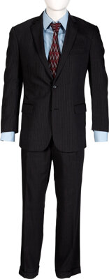 Steve Carell Screen Worn Business Attire from The Office