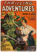Pulps:Science Fiction, Thrilling Adventures - September 1941 (Standard Publishers) Condition: VG-....