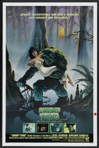 "Swamp Thing (Embassy, 1982). One Sheet (27"" X 41""). Horror"