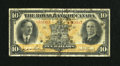 Canadian Currency: , Montreal, PQ- Royal Bank of Canada $10 Jan. 3, 1927 Ch. 630-14-08....
