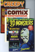 Magazines:Miscellaneous, Miscellaneous Horror Magazines Group (Various Publishers,1964-74).... (Total: 4 Comic Books)