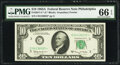 Small Size:Federal Reserve Notes, Fr. 2017-C* $10 1963A Federal Reserve Star Note. PMG Gem Uncirculated 66 EPQ.. ...